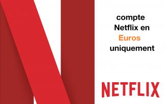 Recharger son compte Netflix avec la carte Netflix 15€ avec Orange Money